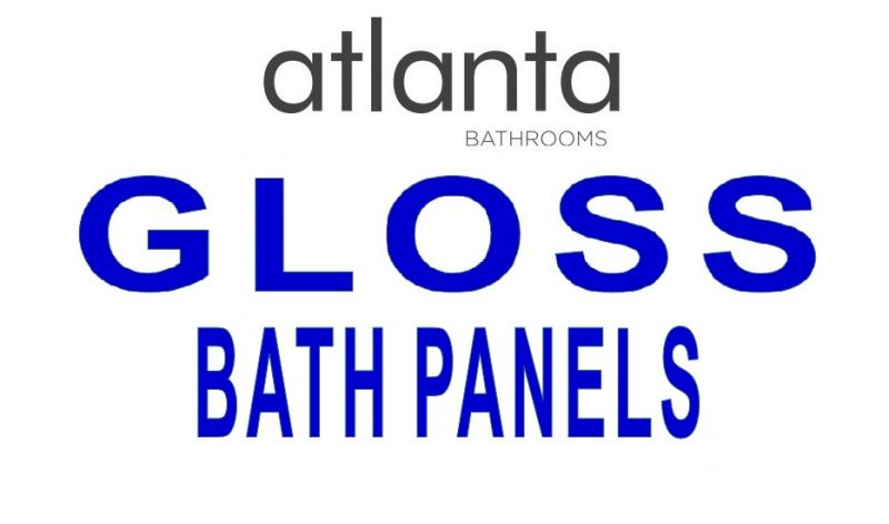 GLOSS BATH PANELS