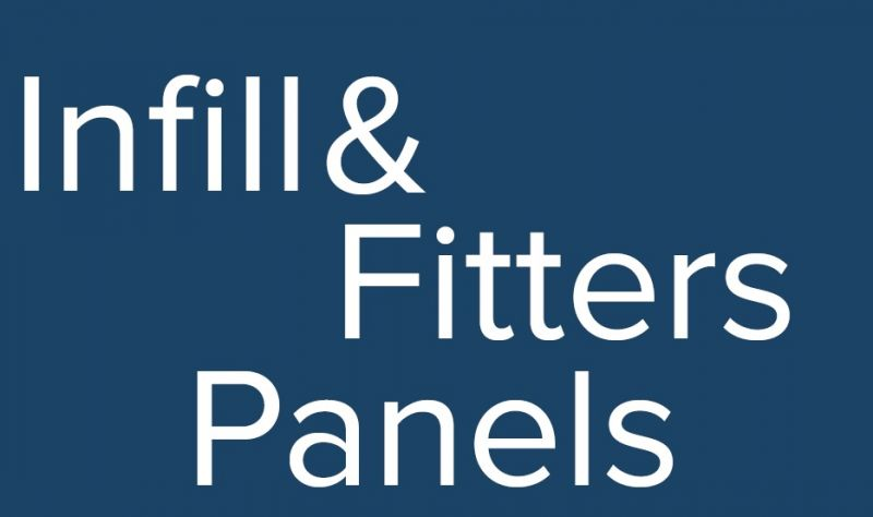 Infill and Fitters Panels band 1