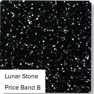 Atlanta Solid Surface Lunar Stone