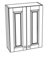CLASSIC WALL UNIT 550mm