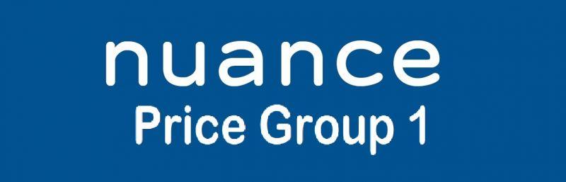 Nuance Price Group 1