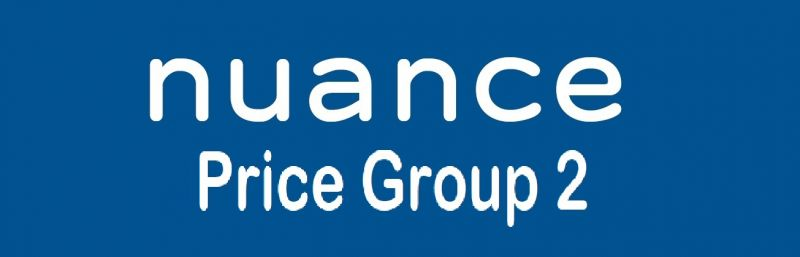 Nuance Price Group 2