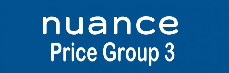Nuance Price Group 3