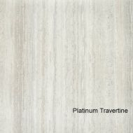 Platinum Travertine