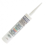White & Clear Silicone sealant