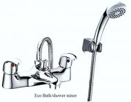 Eco Bath Shower Mixer