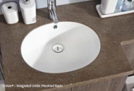 Corian® Under Counter Basin