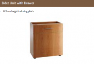 BIDET UNIT with DRAWER