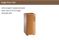 SINGLE DOOR UNIT