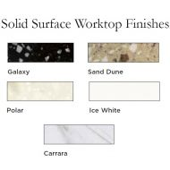 Solid Surface Worktop