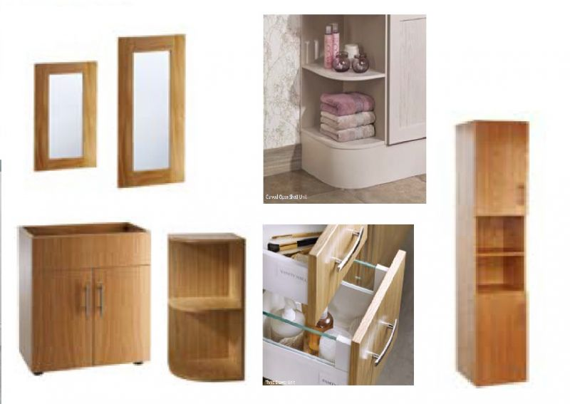 FITTED FURNITURE EXTRAS SHAKER & CLASSIC